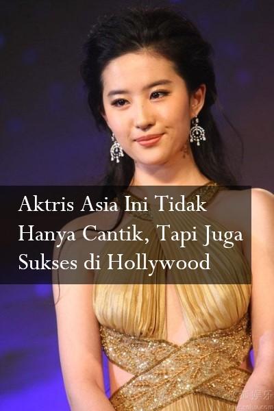 Aktris Asia Ini Tidak Hanya Cantik, Tapi Juga Sukses di Hollywood